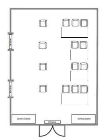 Meeting Room Configuration 3